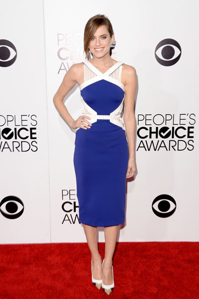 The 40th Annual People's Choice Awards - Arrivals